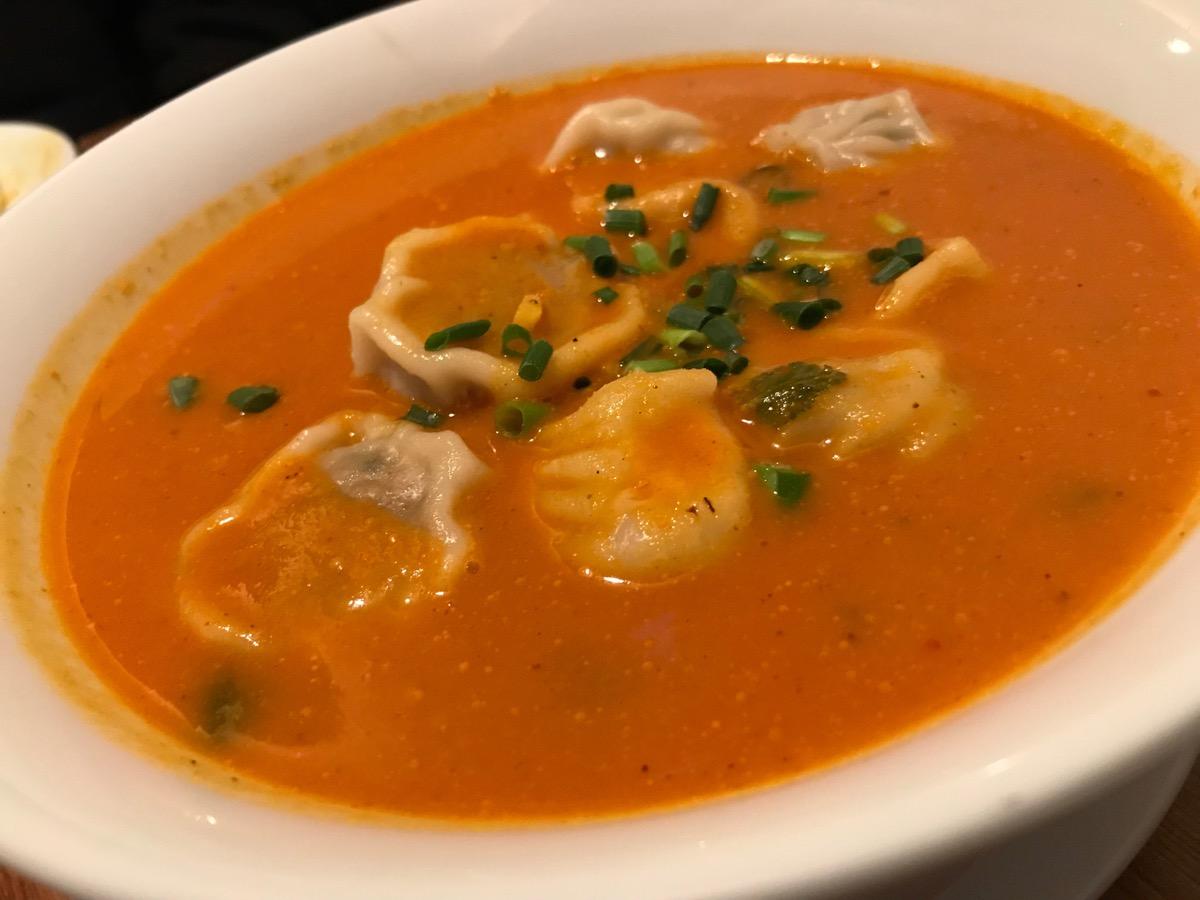 ベットガットのスープモモ