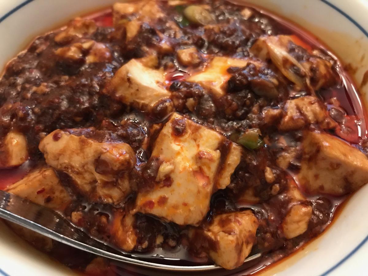 陳麻婆豆腐赤坂アークヒルズ店の陳麻婆豆腐
