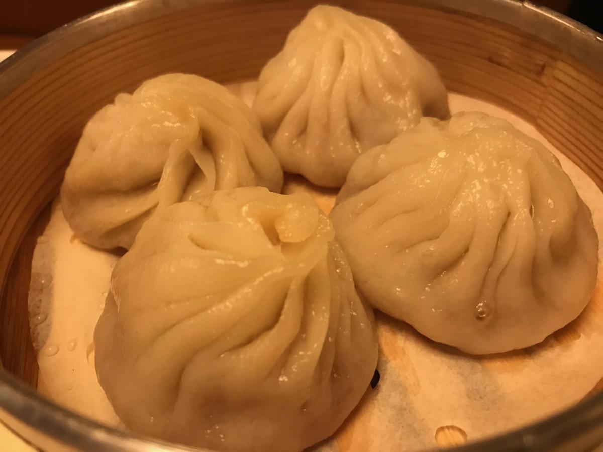 健康中華庵青蓮六本木一丁目店の絶品!上海小籠包