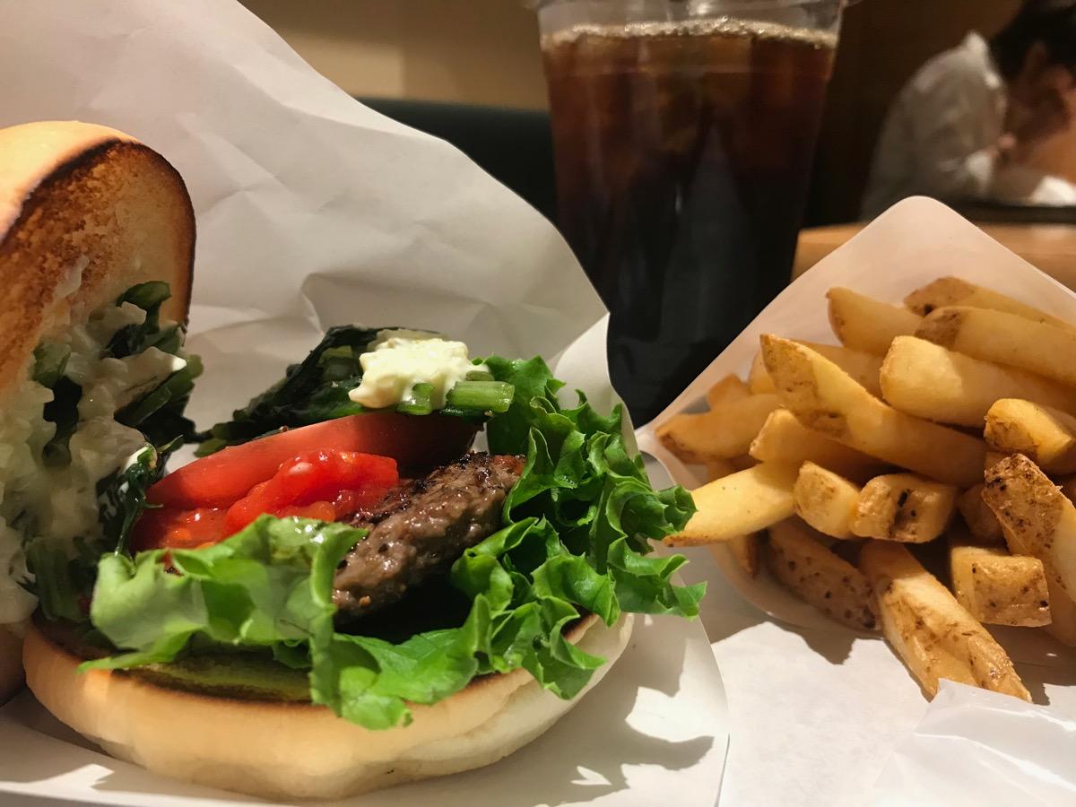 the 3rd Burger アークヒルズサウスタワー店のthe 3rd Burger