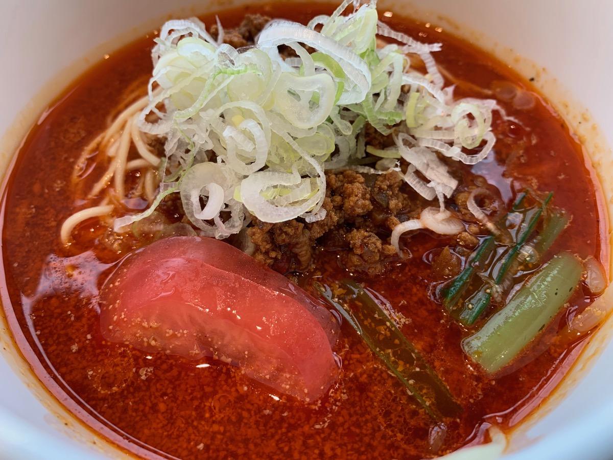 イーストキャラバン(福豊)の冷し担々麺