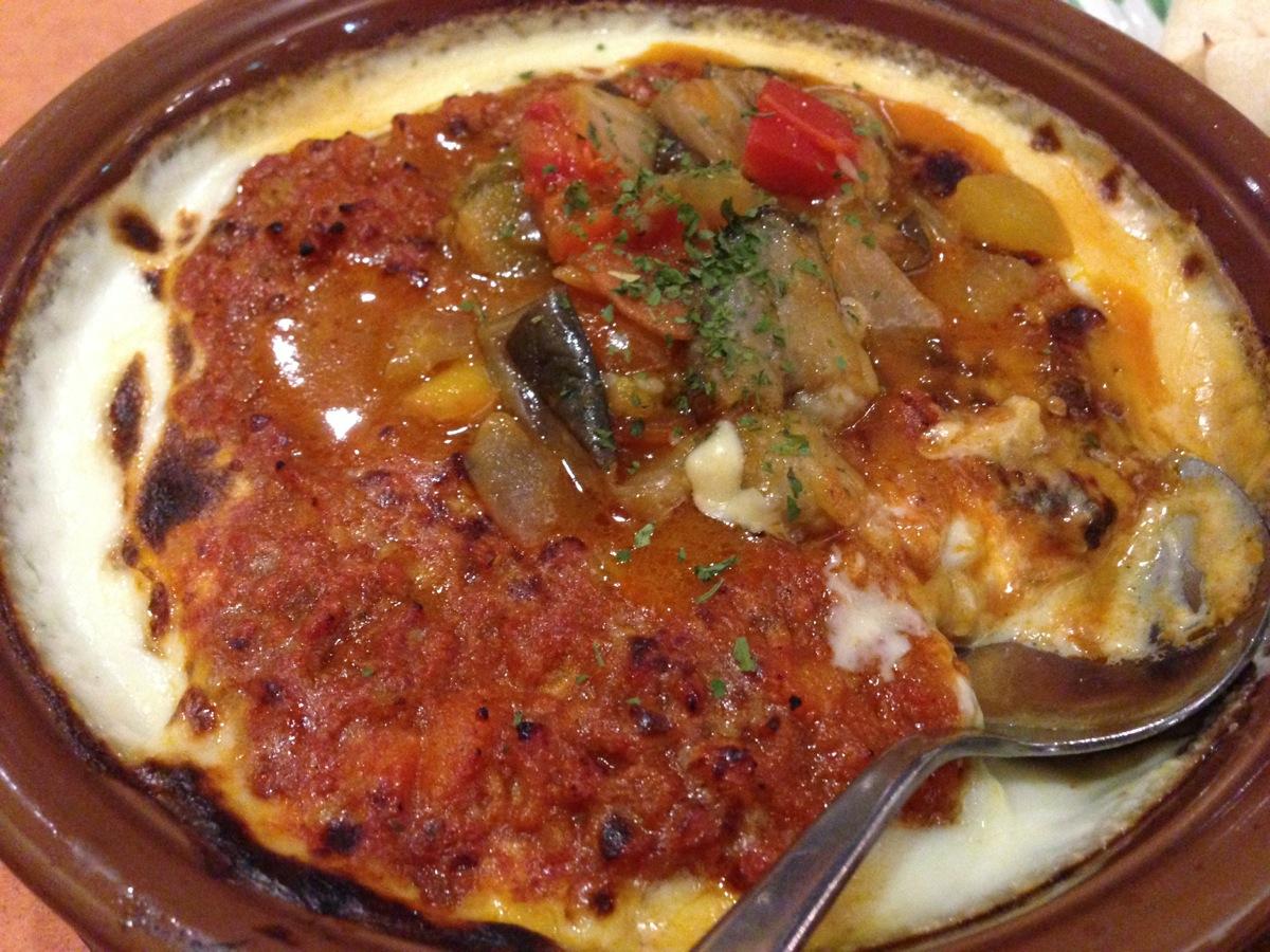 サイゼリヤさいたま櫛引店のいろどり野菜のミラノ風ドリア