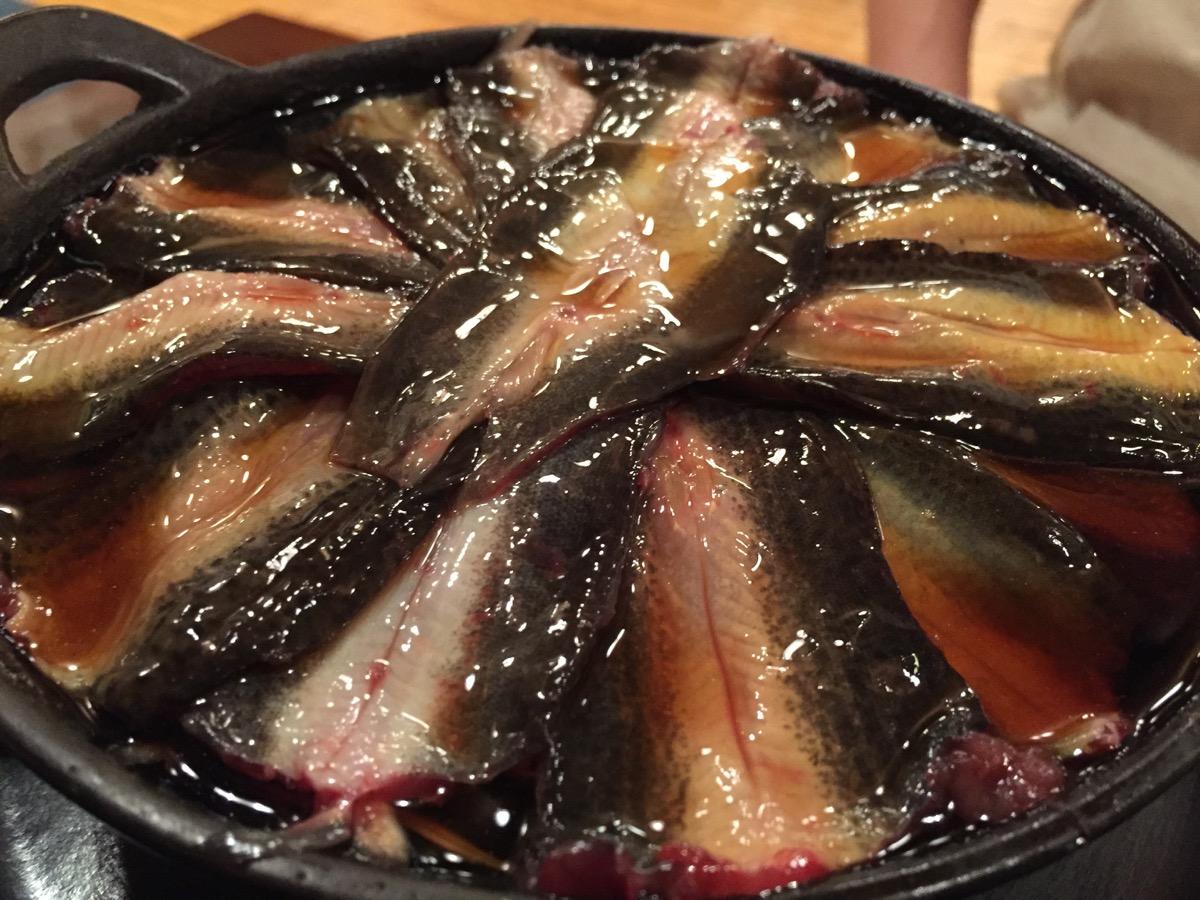 どぜう飯田屋のほねぬき鍋