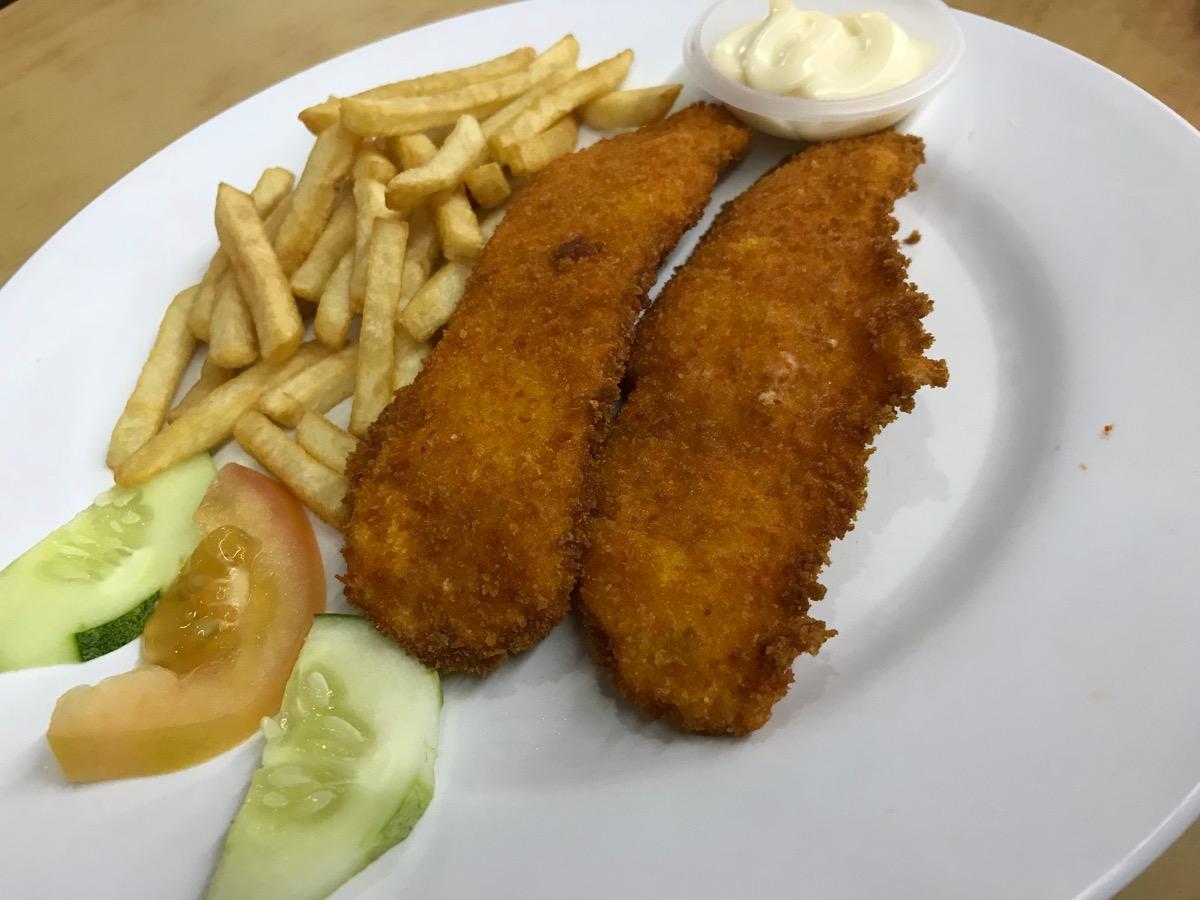 Restoran Sri Mawar RiaのFish & Chip