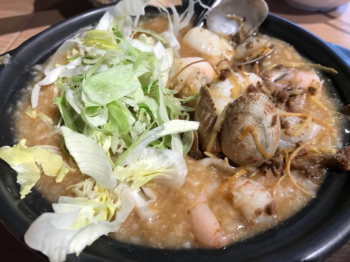 Porridge Time @ Tropicana City Mallの海鮮炒粥