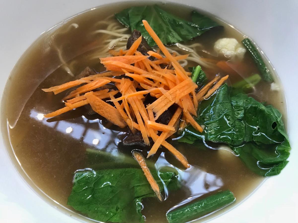 NööödlesのTaiwan Beef Noodle Soup