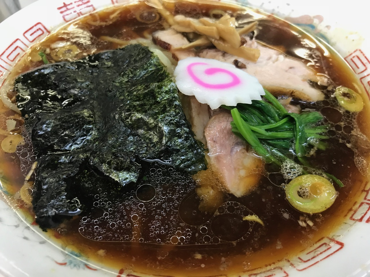 青島食堂秋葉原店の青島ラーメン