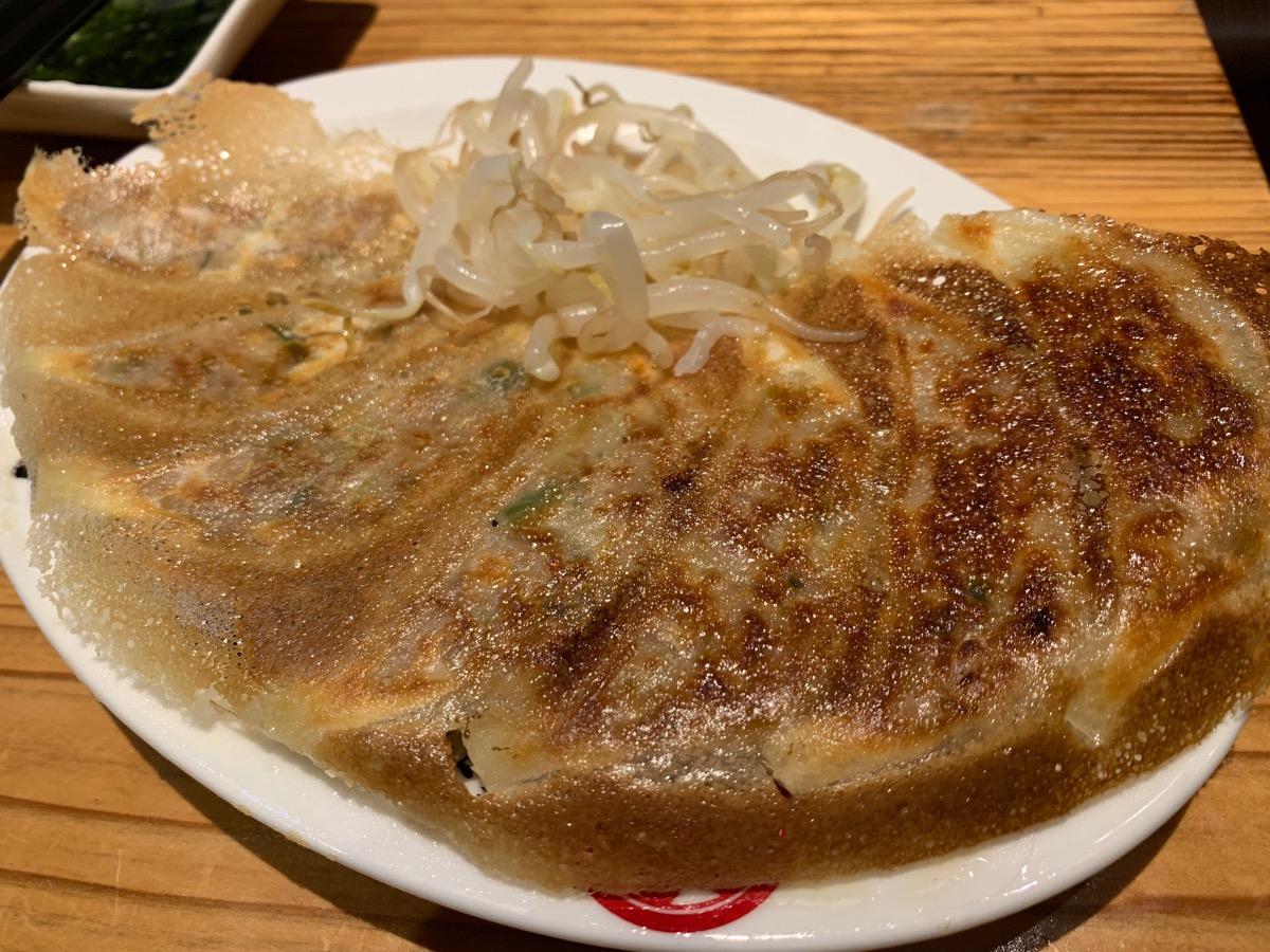 遠州男唄濱松たんと浜松駅南口二号店のたんとぎょうざ(7ヶ)