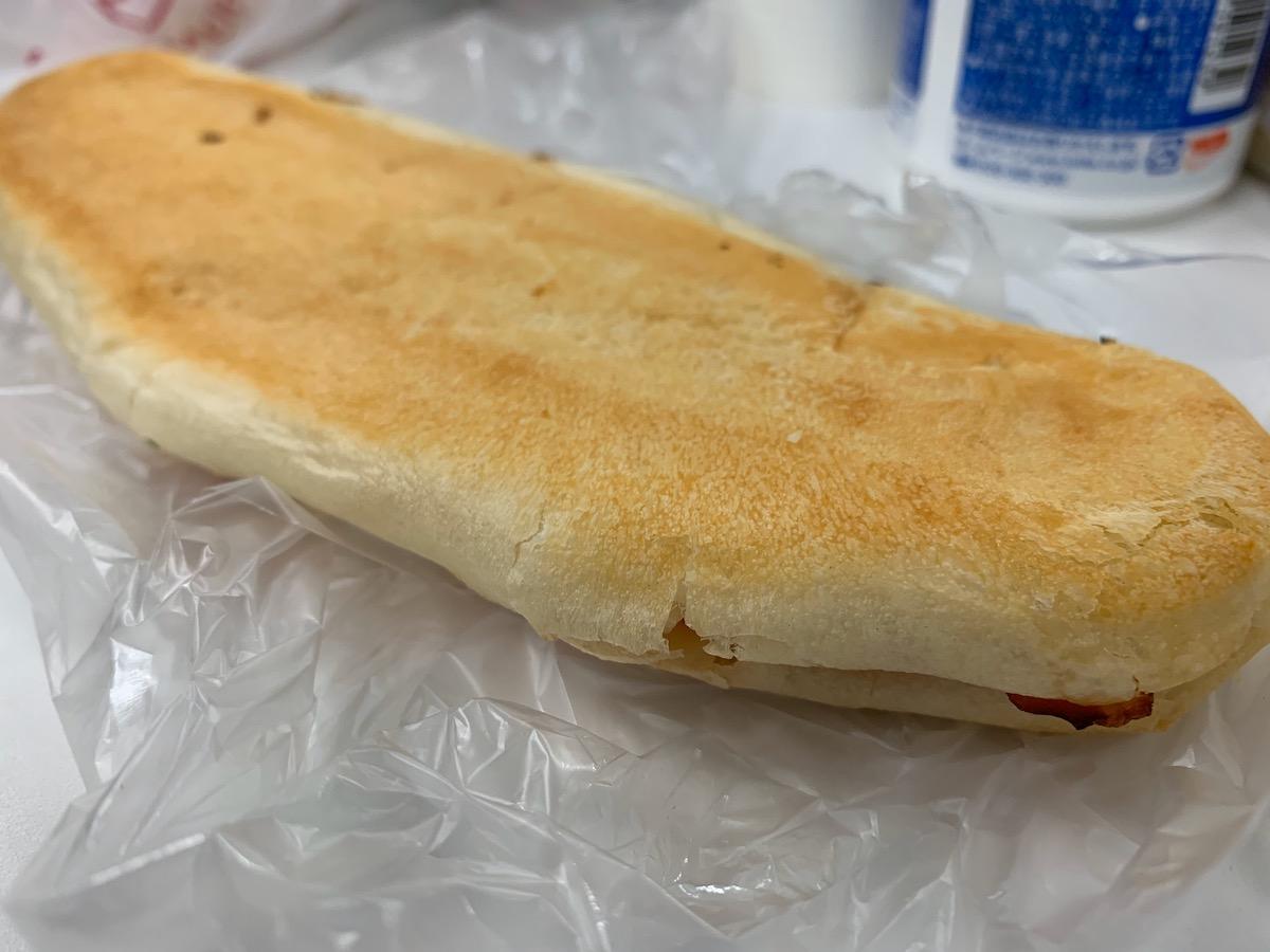 リトルマーメイド神楽坂店のパニーニ(ベーコン&トマト)